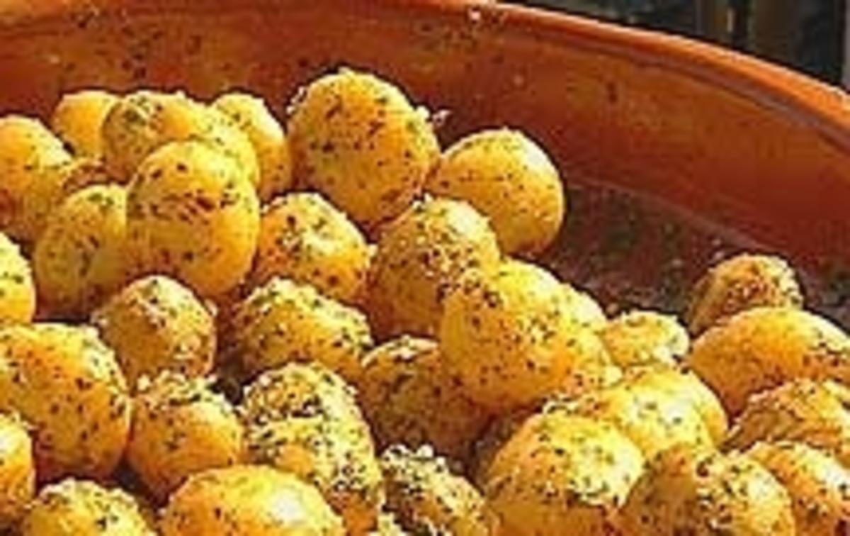 Balearischer Kartoffelsalat - Rezept mit Bild