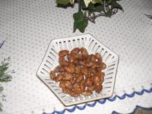 Gebrannte Mandeln nach meiner Art - Rezept