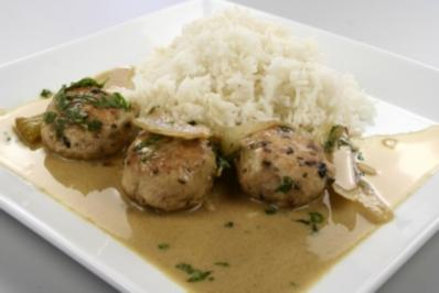 Chicken Curry mit Kokos - Rezept