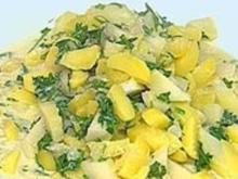Kalbsmedaillons mit Kohlrabiragout - Rezept