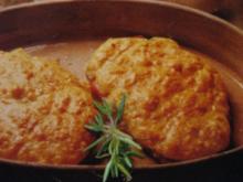 Käsebrot aus dem Backofen - Rezept