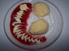Buttermilch-Limettenmousse - Rezept