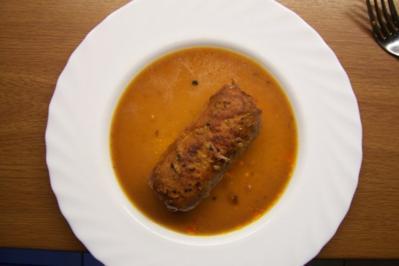 Rezept: Rouladen in Altbiersauce