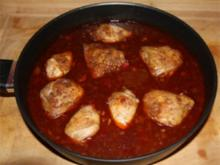 Hähnchen auf ostafrikanische Art - Rezept
