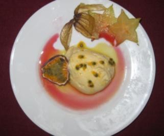 Mousse de Maracuja - Rezept