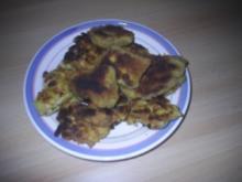Geflügel - Putenschnitzel in Mandelkruste - Rezept