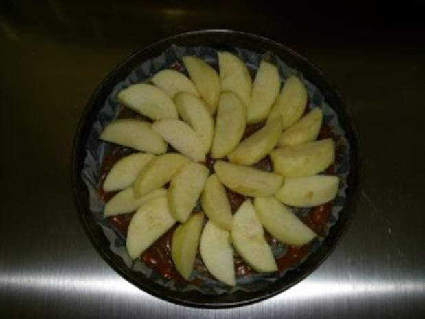 Apfel-Tarte mit Karamell - Rezept - Bild Nr. 2