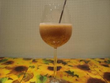 *Drinks ohne Alkohol - Bananen-Mokka-Flip - Rezept