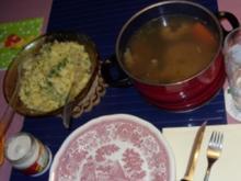 Suppenfleisch mit Meerrettich und bayrischen Kartoffelsalat - Rezept