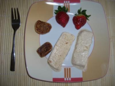 Feigen-Amarettini-Parfait *Dessert - Rezept