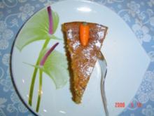 Rübli-Torte - Rezept