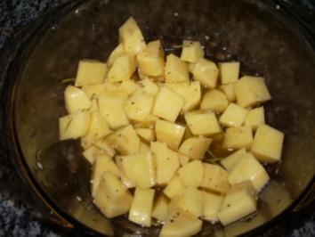 Rosmarinkartoffel - Rezept