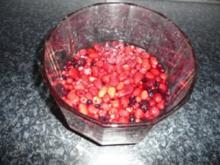 Himbeer - Weißbierbowle - Rezept