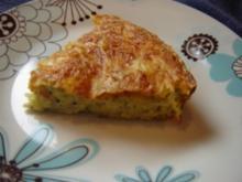 TORTA ALLE ZUCCHINE - Rezept