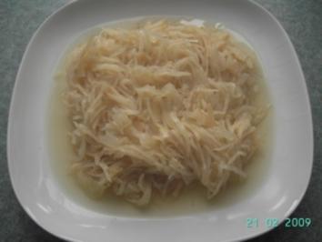 Selleriesalat - Rezept