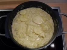Warmer Kartoffel-Salat - Rezept