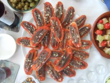 Chiabatta mit Anchovies - Rezept