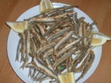 Alice fritte - Rezept