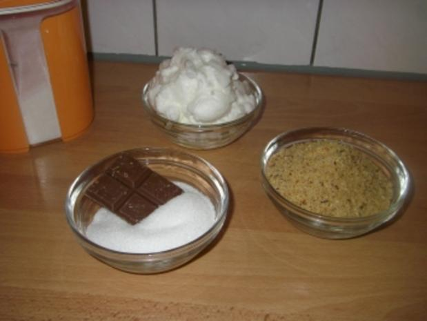Haselnuss-Schoko-Kekse - Rezept
