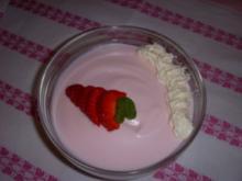 Qimiq-Fruchtmousse - Rezept