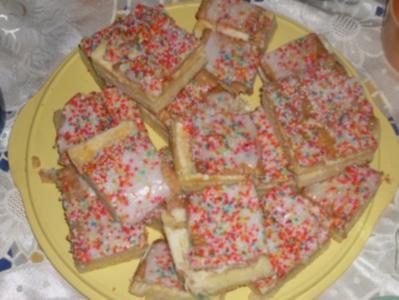 Kekskuchen - Rezept