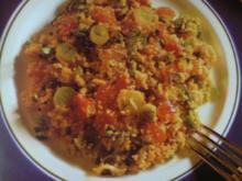 """Salat aus Bulgur  """" Kisir """" - Rezept"""