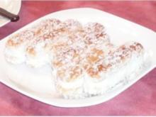 Biskuit-Stäbchen - Rezept