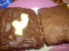 Schoko Brownies - Rezept