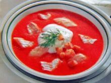 Tomaten Fisch Suppe - Rezept - Bild Nr. 2