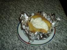 Backkartoffel mit Quarkcreme - Rezept