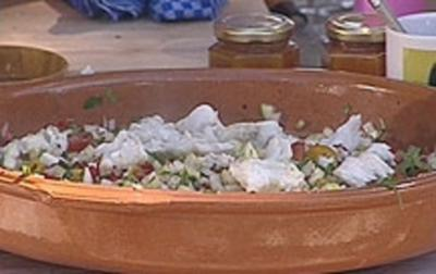 Gazpacho-Fisch-Salat - Rezept - Bild Nr. 9