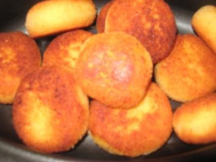 Kartoffelbuletten - Rezept