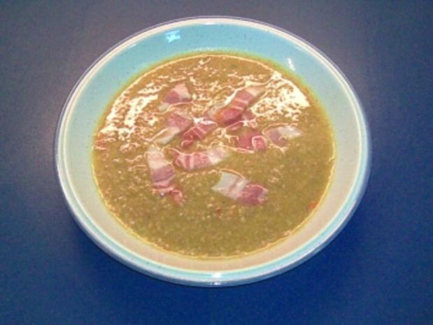 Porree-Hack-Kürbis-Suppe - Rezept