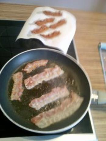 """FRÜHSTÜCK"" French Toast mit Bacon - Rezept - Bild Nr. 4"