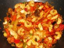 Asiatisch: Thai Curry Pfanne - Rezept