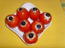 Gefüllte Tomaten.... - Rezept