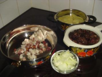 Geschmorte Maronen (Pilze) - Rezept