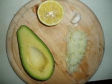 Avocadoaufstrich - Rezept