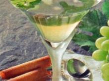 Traubengelee mit Creme double - Rezept - Bild Nr. 2