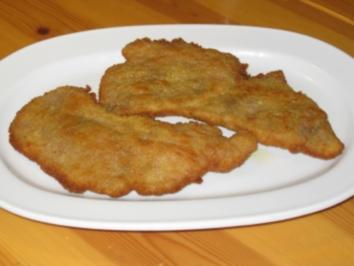 """Schnitzel """"Wiener Art"""" - Rezept"""