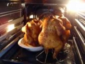 Rezept: Hähnchen, gegrillt
