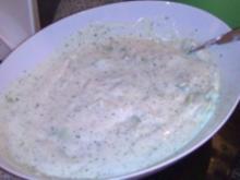 Joghurtsauce----- Abdugh xiar - Rezept