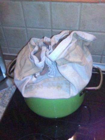 Reis auf persische Art------Kateh - Rezept