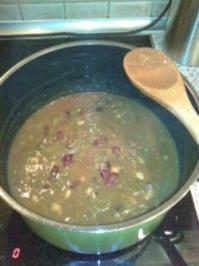 Xoresh---- persisches Fleisch-Gemüse-Gericht - Rezept