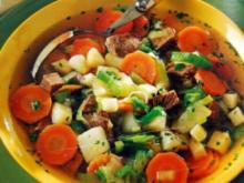 Gemüse Eintopf mit Rindfleisch - Rezept - Bild Nr. 2