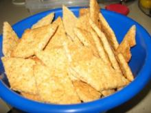 Rif-at   süßliche Cracker - Rezept