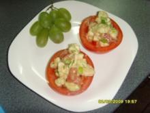 Tomaten Avokadosalat - Rezept