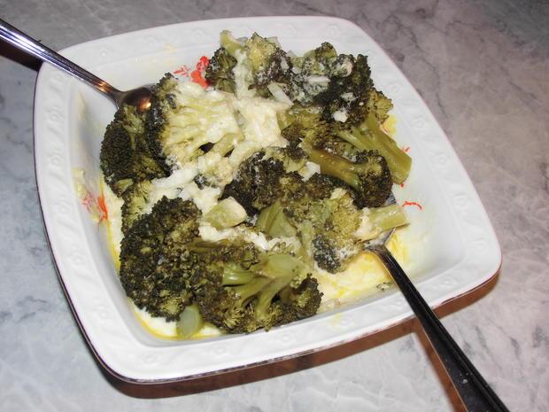 Broccoli- Salat mit frischer Note - Rezept - Bild Nr. 2