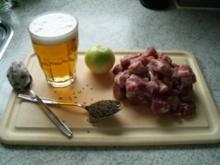 Niederbayrisches Kümmelfleisch - Rezept