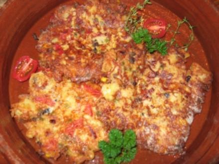 Tortillas-Puffer - Rezept